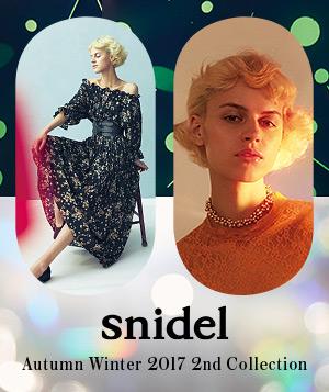 snidel 2017AW2