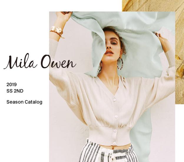 Mila Owen 19SS2