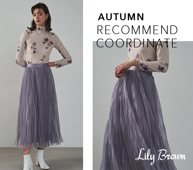 LILY RECOMMEND