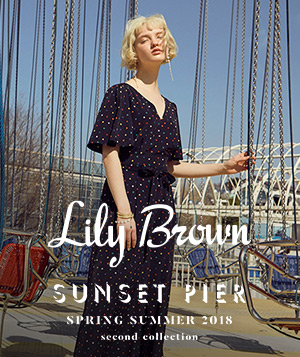 Lily Brown 2018 SS2