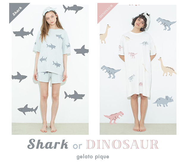 PIQUE SHARK