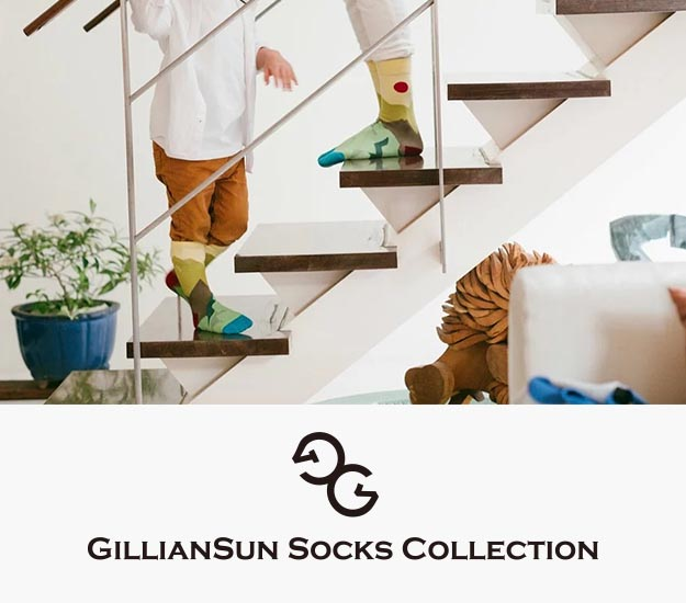 GillianSun Socks Collection