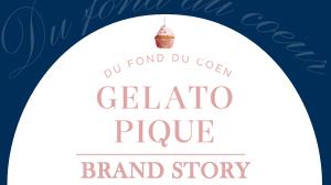 gelato pique brand story