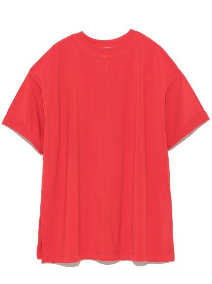 簡約側開衩T-shirt
