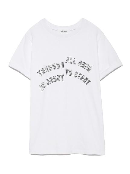 造型LOGO T-shirt