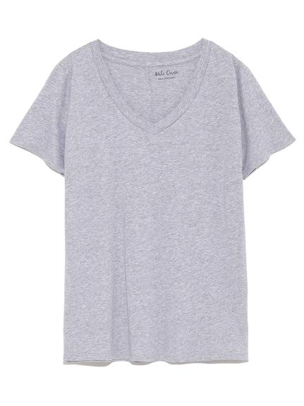 百搭V領T-shirt
