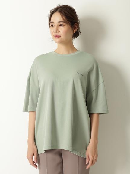 背部LOGO印花T-shirt