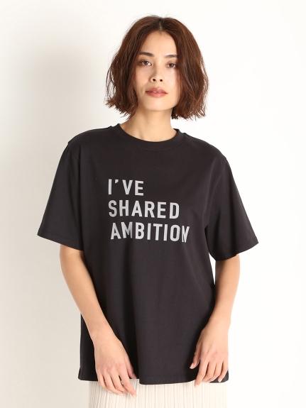 三行LOGO T-Shirt