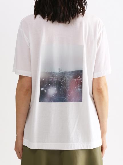 背後圖片T-Shirt