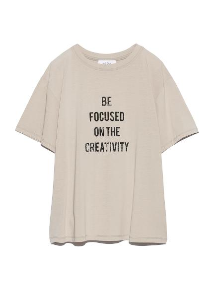 4行文字T-Shirt