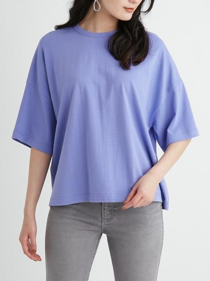 圓領寬版T-Shirt