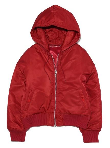 休閒剪裁MA-1外套