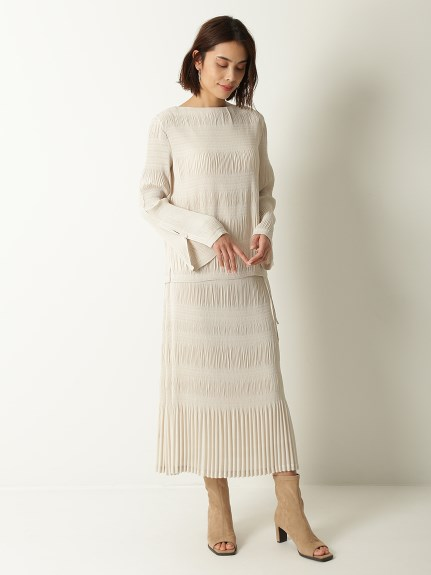 細摺上衣裙裝組合套裝
