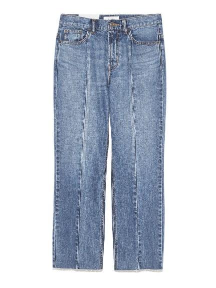 率性中線牛仔褲