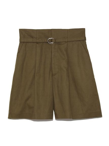 率性高腰短褲