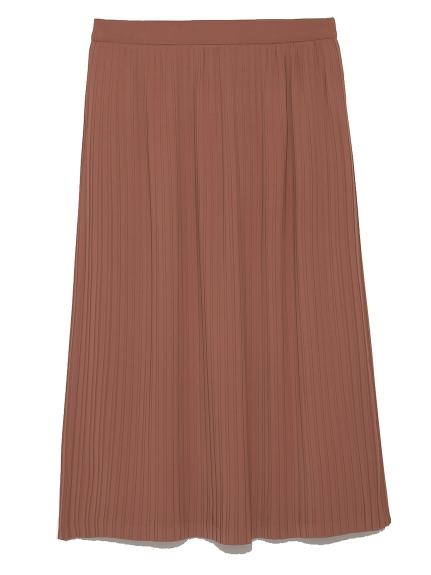 優雅百摺窄裙
