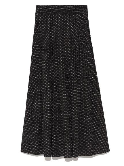 立體打摺長裙
