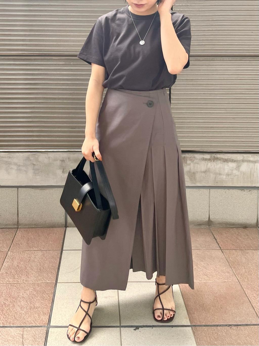 蘇格蘭裙造型壓褶裙
