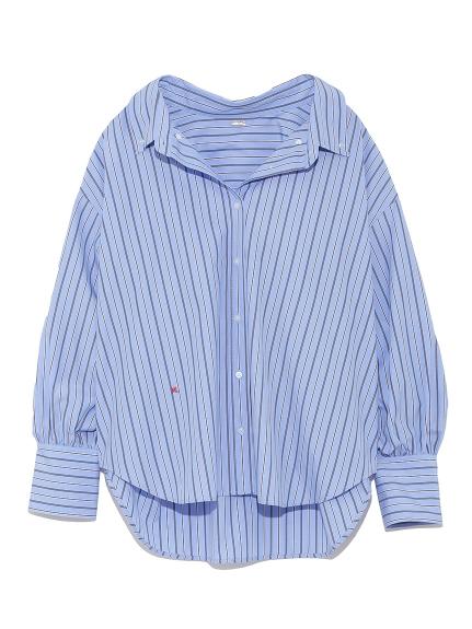 袖釦設計襯衫