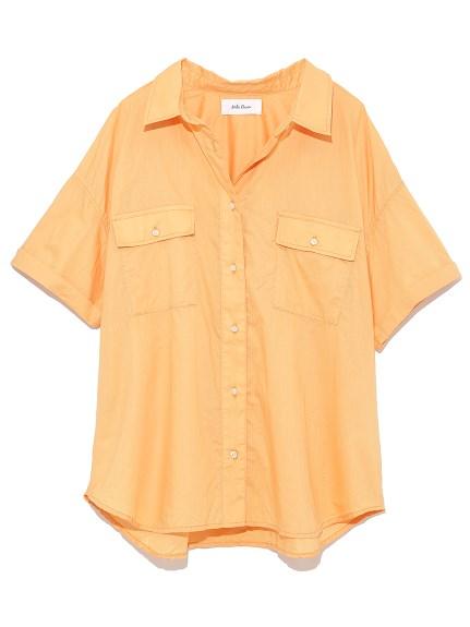寬鬆剪裁襯衫