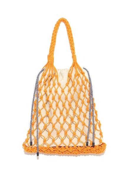 編織造型手提包