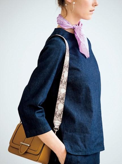 圖騰造型絲巾