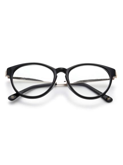 波士頓造型伊達眼鏡
