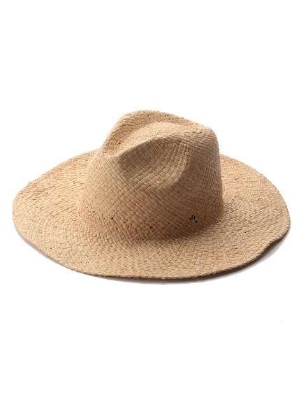 簡約草編帽