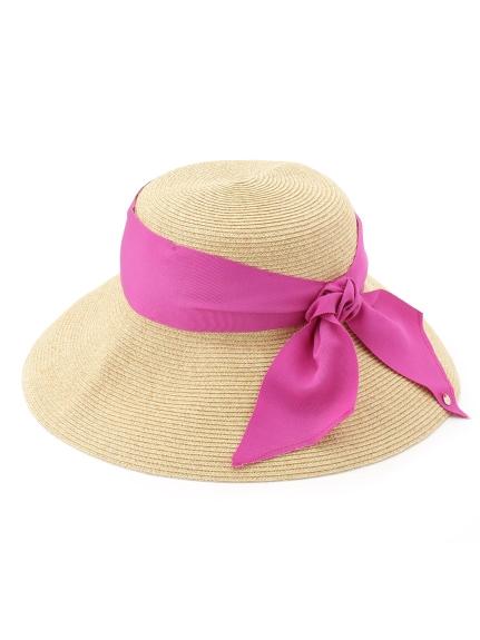 絲帶編織草帽