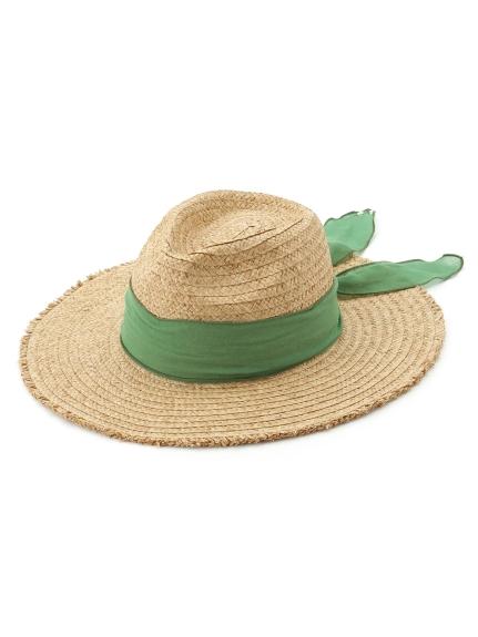 不收邊綁帶草帽