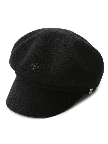 針織報童帽