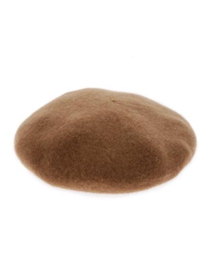 喀什米爾針織貝蕾帽