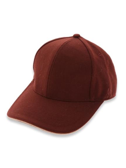 毛料棒球帽