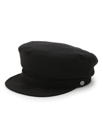 金屬釦報童帽