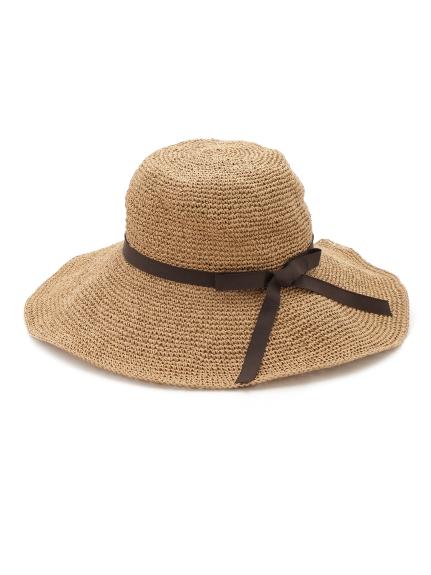 大帽沿遮陽草帽
