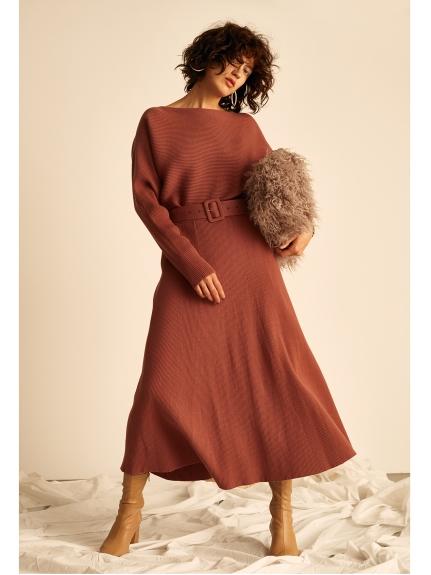 針織裙兩件式組合