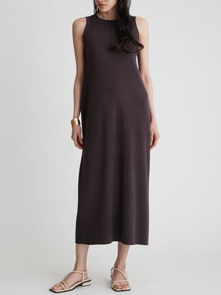 羅紋針織連身裙