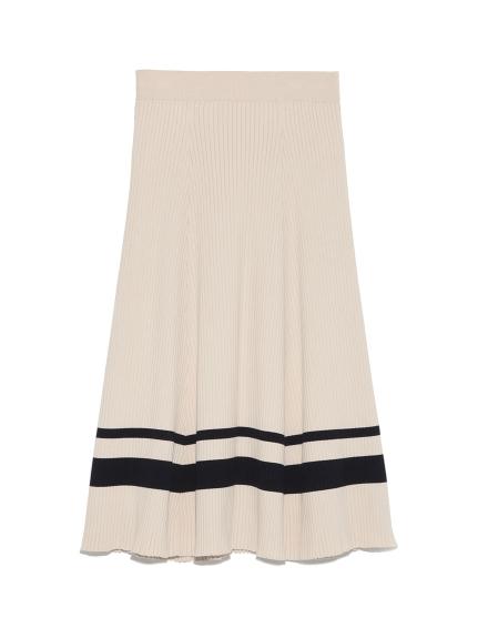羅紋針織裙
