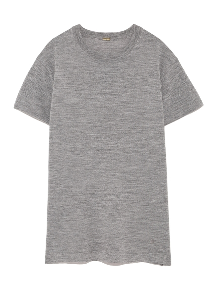 羊毛短袖T