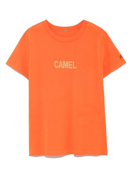 簡約LOGO針織T-shirt
