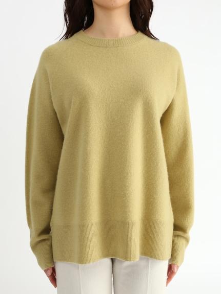 喀什米爾羊毛針織上衣