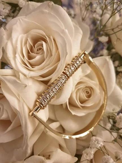 璀璨滾輪手環
