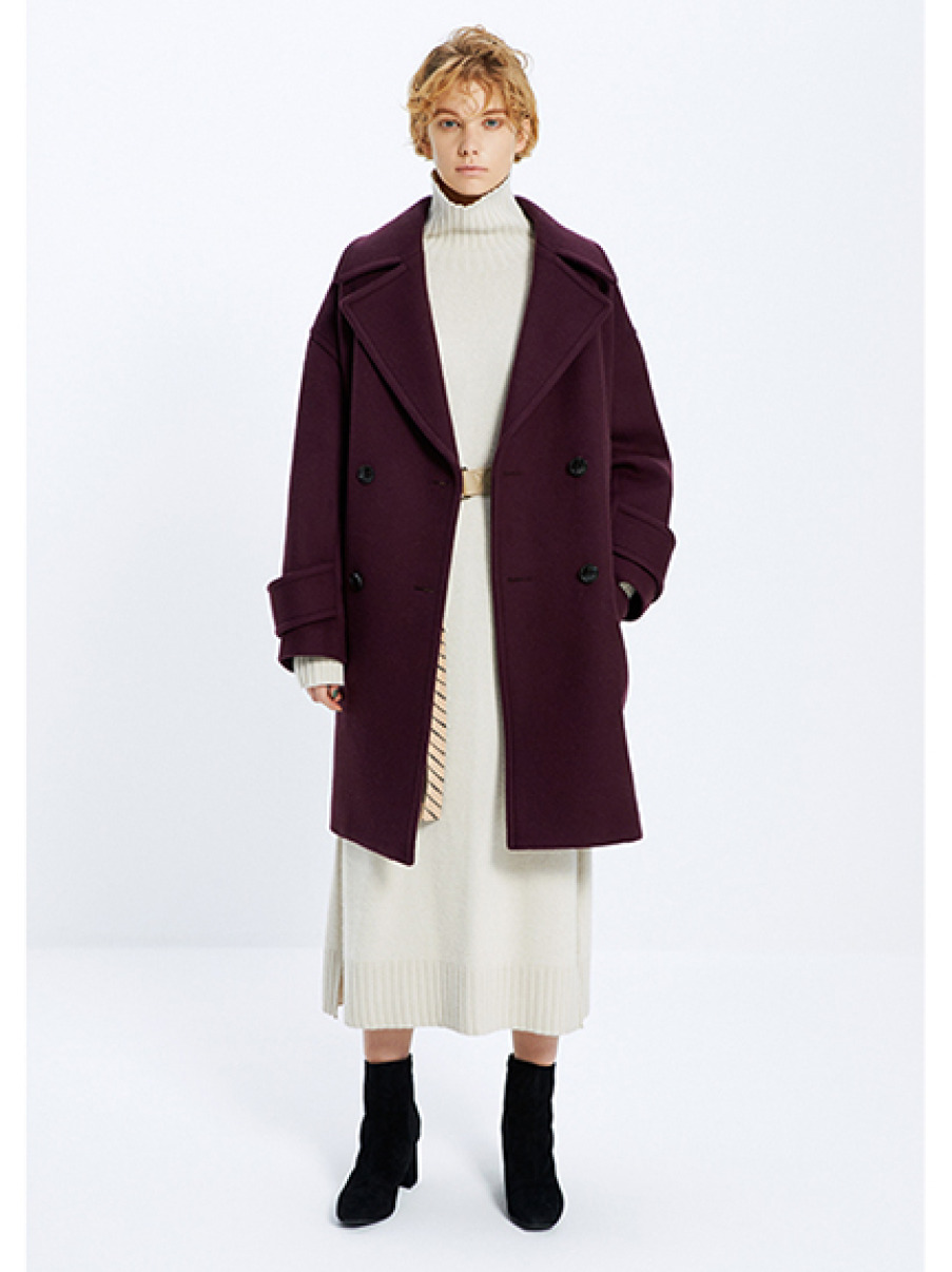 經典羊毛大衣