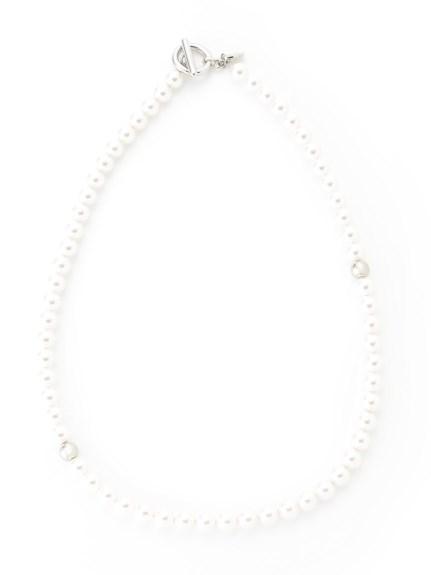 個性珍珠造型項鍊