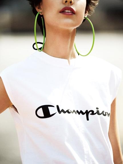 時尚圓形大耳環