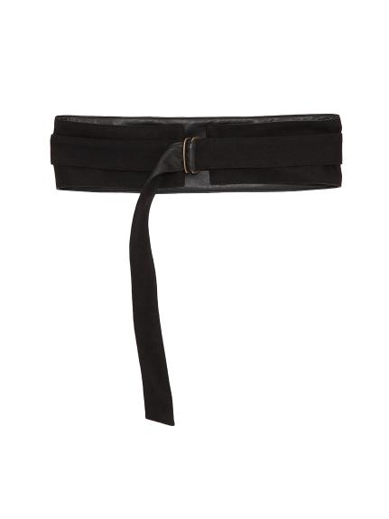 繫帶造型腰封