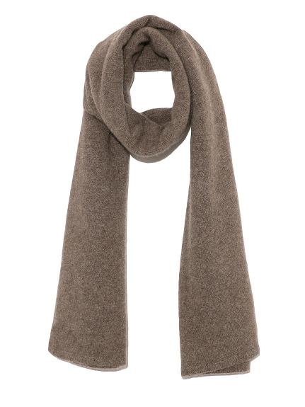 犛牛毛針織圍巾