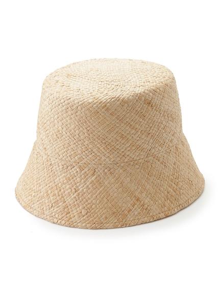 拉菲草編漁夫帽