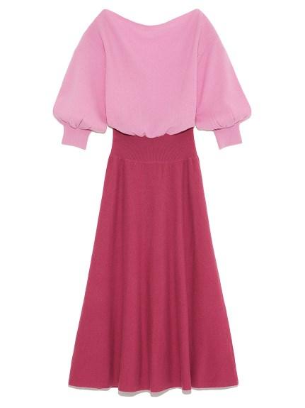 春季羊毛連身裙