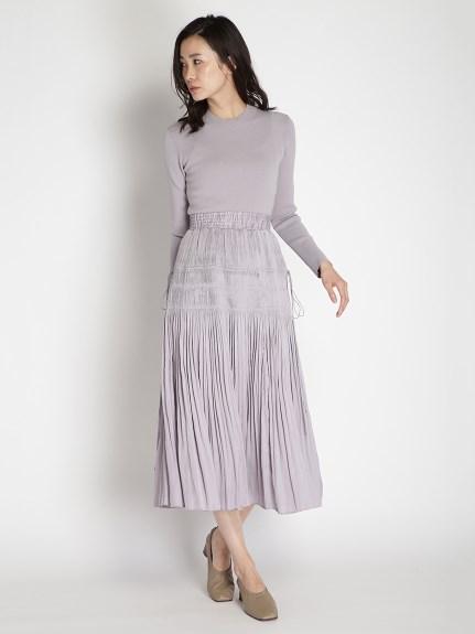 拼接連身裙